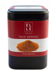 Taco Geweurz Elle Herbs