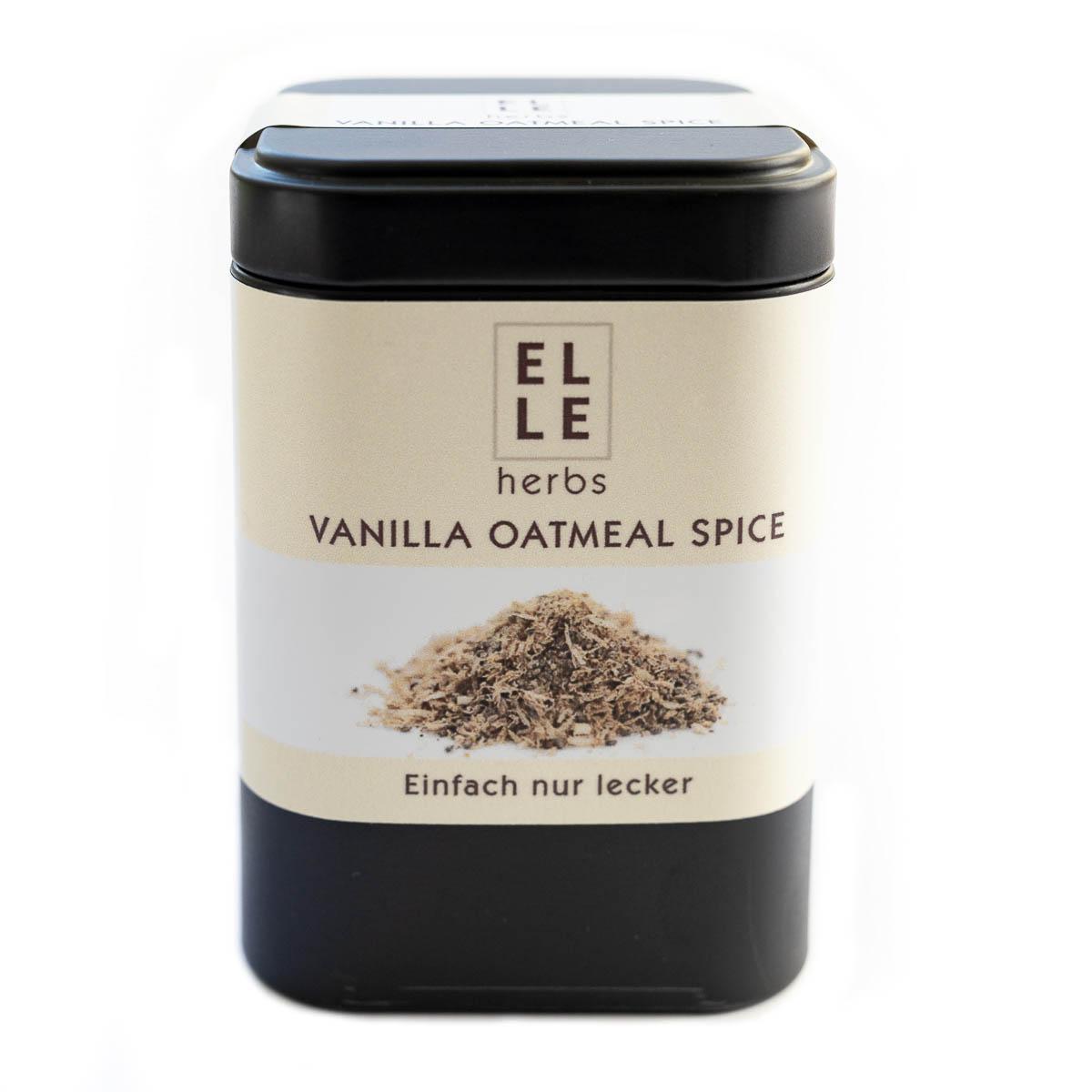 Vanilla Oatmeal Spice von Elle Herbs