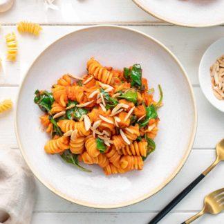 Scharfe Tomatensauce für Pasta