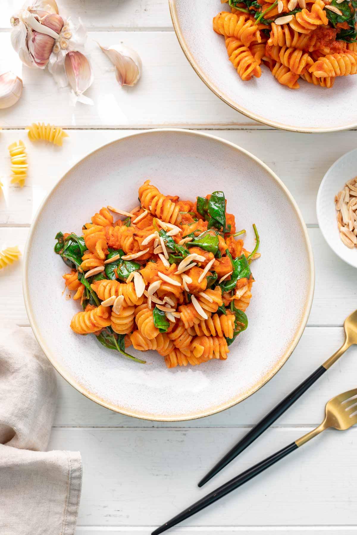 Scharfe Tomatensauce für Pasta (Arrabbiata) Rezept