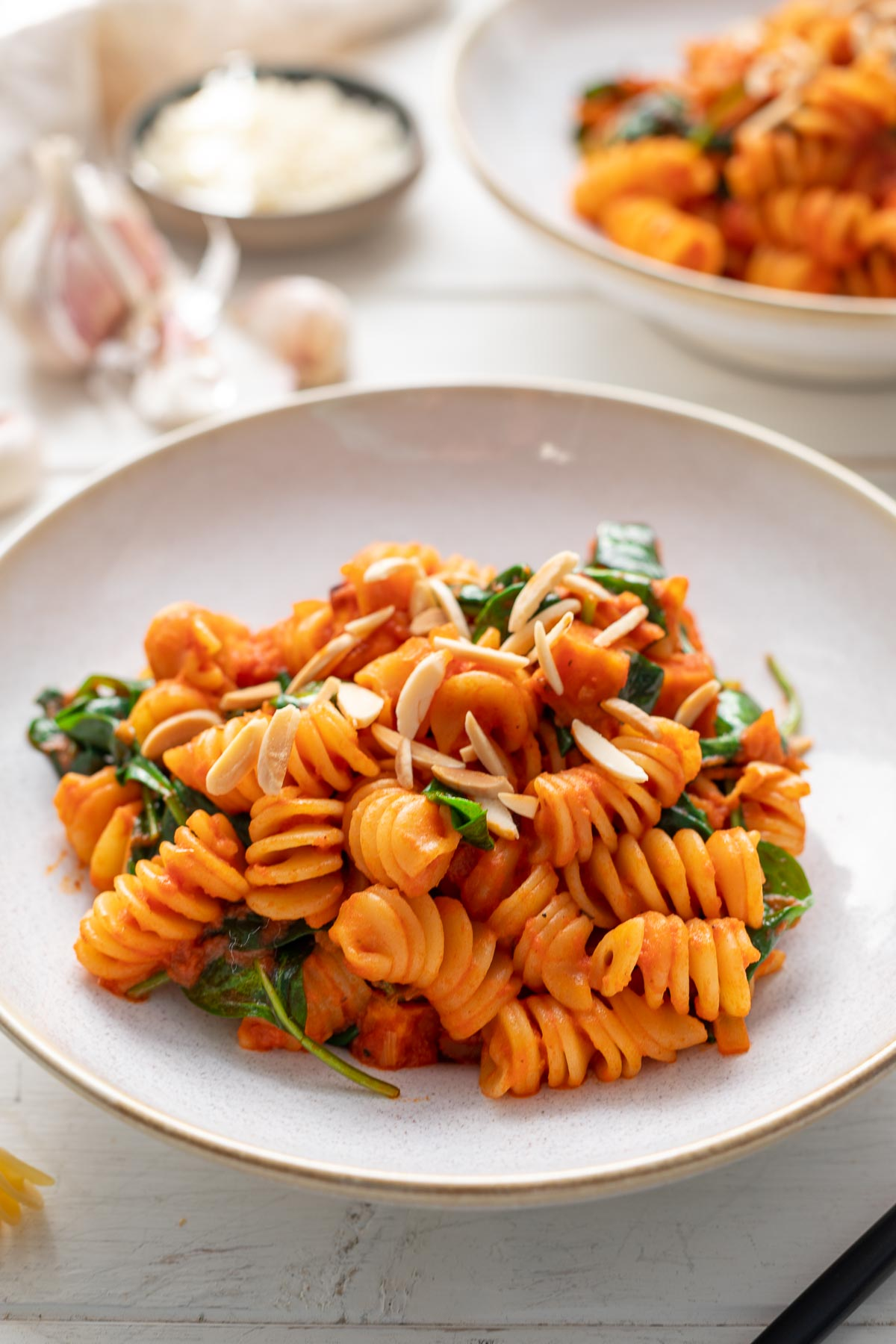 Spicy Tomato Sauce Pasta