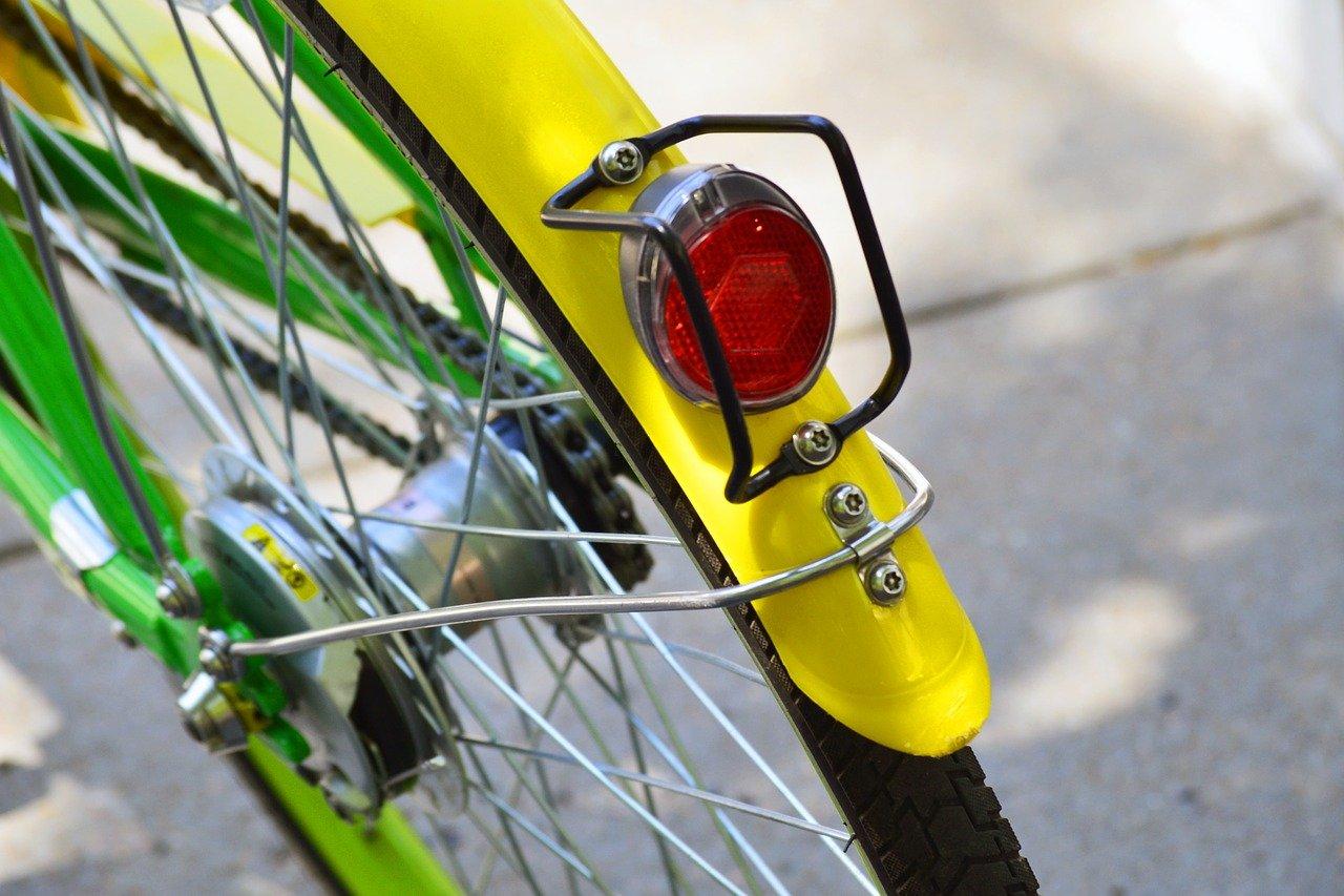 Fahrrad Fahren als Energiesparen Trick